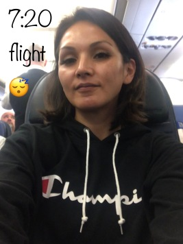 GHC flight to